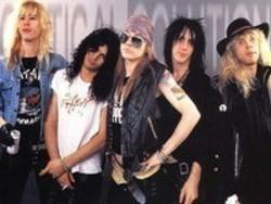 Download Guns N' Roses ringetoner gratis.