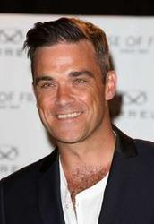 Download Robbie Williams ringetoner gratis.