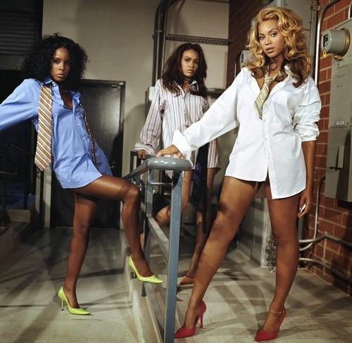 Download Destiny's Child ringtoner gratis.